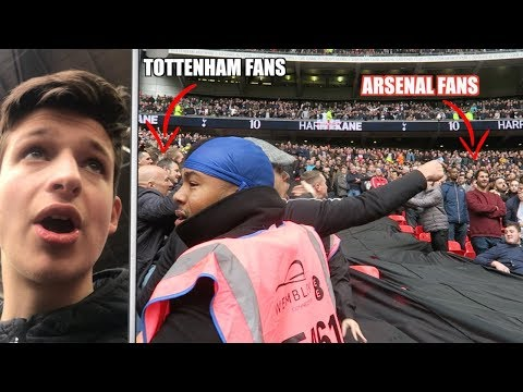 KICKS OFF AT THE NORTH LONDON DERBY | Spurs vs Arsenal Mp3