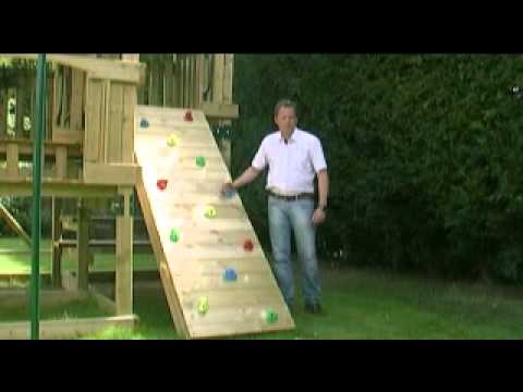 Thumper Tower From Sovereign Play Equipment