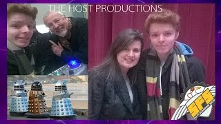 The Quest For Sophie Aldred! | Sci-fi Scarborough 2015 Vlog ᴴᴰ