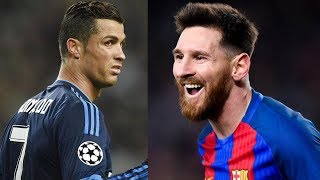 """Cristiano Ronaldo Gets PISSED at Fans for Chanting """"MESSI!"""" at Him"""