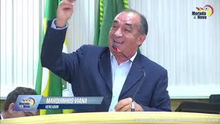 Marcos Viana pronunciamento 01 02 2019