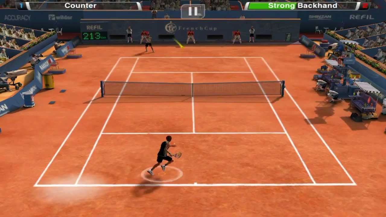 Virtua Tennis Challenge Now Available for More Devices Android