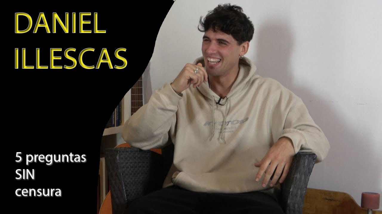 """CINCO PREGUNTAS SIN CENSURA (Daniel Illescas) """"Envidia en Instagram"""""""