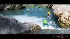 Canyoning à Gavarnie - Luz Saint Sauveur en Hautes Pyrénées