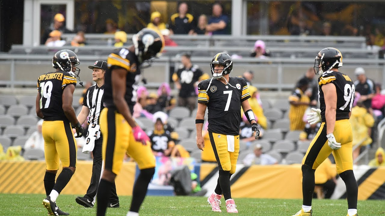 Ben Roethlisberger Throws Five Interceptions In Loss To Jaguars