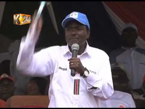 Nyamira still an opposition stronghold asserts Raila