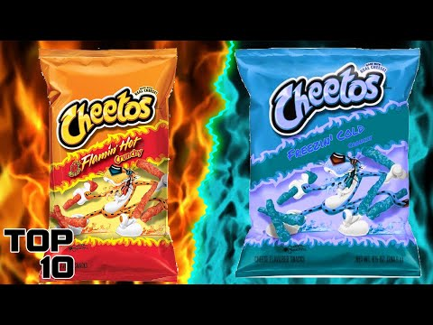 Top 10 Parallel Universe Snacks That Shouldn't Exist