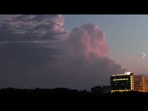 Time lapse of spectacular lightning show from Ann Arbor, MI