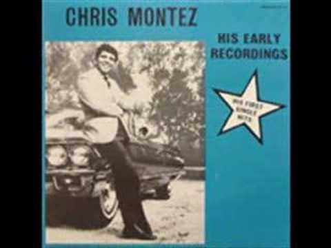 Chris Montez.....Tell me It's Not Over