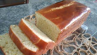 Pão Caseiro Sem Sovar