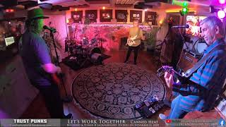 Let's Work Together performed by the Trust Punks