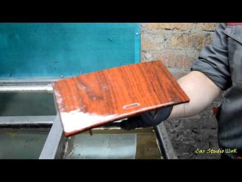 видео: Аквапринт салона тойота ленд крузер прадо . выпуск 1