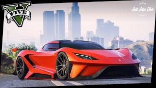 OVERFLOD TYRANT CAR BUILD + REVIEW: SHOULD YOU BUY? (GTA SA SUPER SPORTS SERIES)