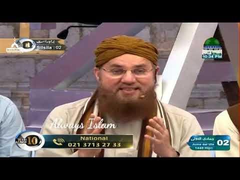 Muzda'Baad Aaye Aasiyo Shaf-e-Shah-e-Abrar Hai * Muhammad Asif Attari *