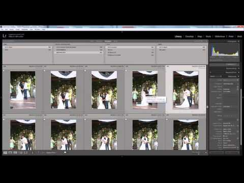How to Easily Time Sync Your Images in Lightroom