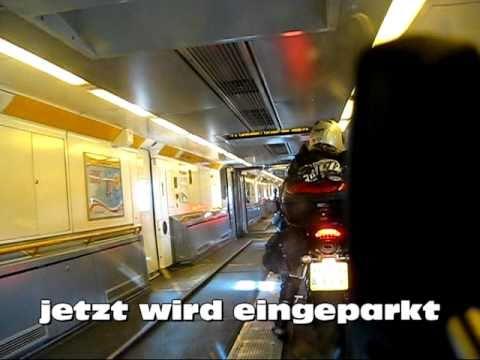 Dover Calais Tunnel >> Eurotunnel Calais (Frankreich) Dover (England) Gefährlich? Teuer? Kompliziert? - YouTube