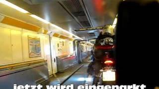 Eurotunnel Calais (Frankreich) Dover (England) Gefährlich? Teuer? Kompliziert?