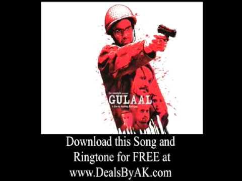 Raat Ke Musafir - Gulaal Full Song (HQ)
