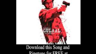 Raat Ke Musafir - Gulaal Full Song (HQ)