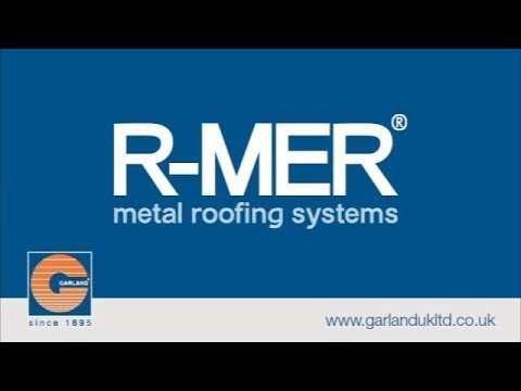 R-MER Metal Roofing Systems - R-MER LOC - Installation Method - Rigid Insulation