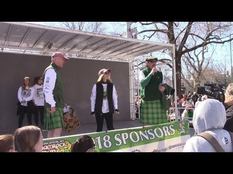 Shamrock run honors Bob Ryan in Kingston, NY