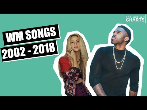 TOP 8 FIFA WORLD CUP SONGS ▸ 2002 - 2018 (WM SONGS)