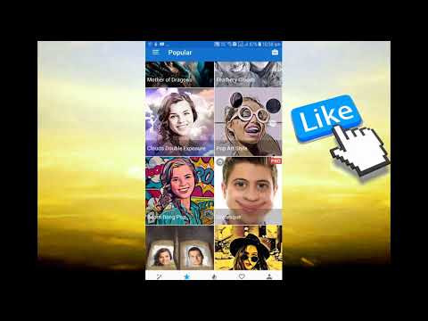 Photo Lab Picture | Editor face effects Love | Cards Playstore