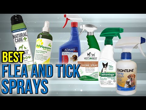 Frontline flea and tick spray for dogs reviews