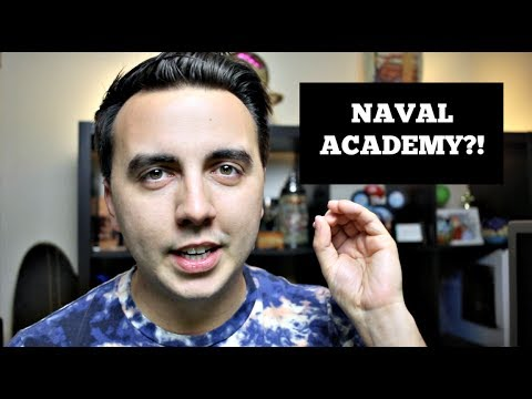 HOW TO GO FROM ENLISTED TO NAVAL ACADEMY?!