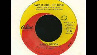 nancy wilson + face it girl it