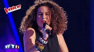 Rihanna – Only Girl (in the World)   Amandine Rapin VS Khady Ba   The Voice 2016   Blind Audition