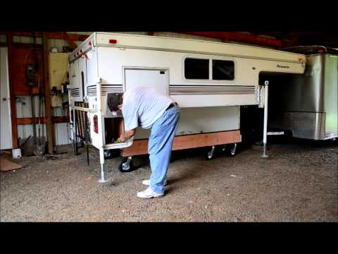 how to move a refrigerator without a dolly