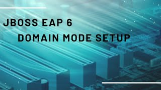 Jboss EAP 6 - Domain mode Master and Slave configurations