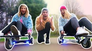 hoverboard go karts