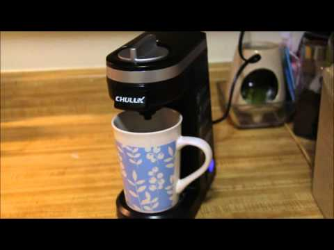 Aicok K Cup Coffeemaker Compact Single Serve Coffee Brewer Youtube