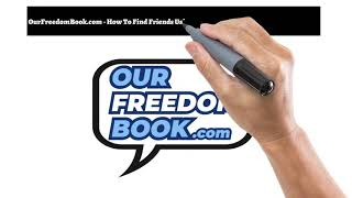 Our Freedom Book - Android Messenger App How To Video [Complete]
