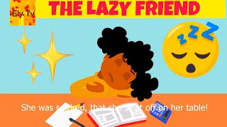 The Lazy girl and the diligent girl – Stories about hard work – Long stories for kids