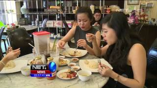 Lezatnya Nasi Ayam Hainam Apollo Muara Karang - NET5