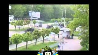 Боевые действия на востоке Украины!