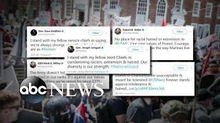 Martha Raddatz on the military's response to Charlottesville