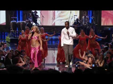 Shakira - Hips Dont Lie Live Stage Show New York.mkv
