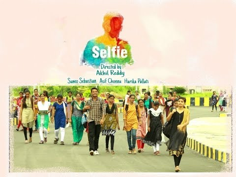 SELFIE SHORT FILM DIRECTED BY AKHIL REDDY(LUCKY)
