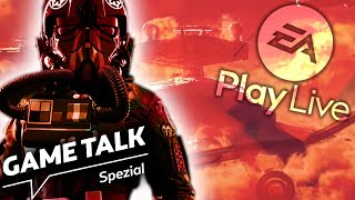 EA Play Live Stream: Star Wars Squadrons Gameplay, Skate 4 uvm. | Game Talk Spezial