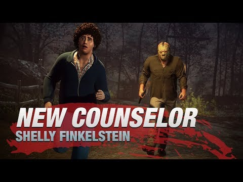 Friday the 13th: The Game - Welcome Back Shelly!