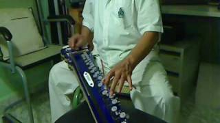 First Attempt  BulBul Tarang Indian Banjo:: Technical submission:: to Professor Zaidi