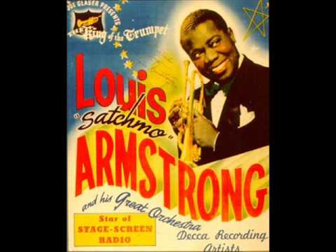 louis armstrong rock my soul