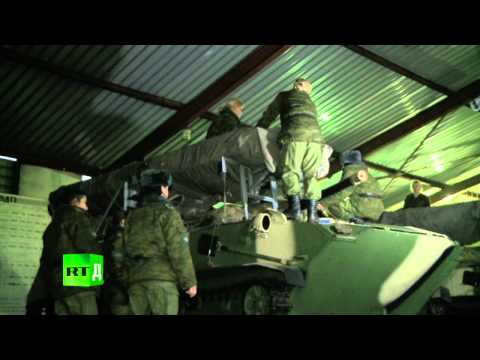 Preparing heavy equipment for airdrop – Female Battalion Ep.3