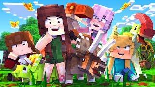Minecraft Daycare Dimensions - DINOSAUR WORLD! (Minecraft Roleplay)
