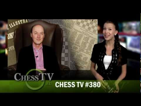 ChessTV.eu # 380 - World Chess News - ENGLISH