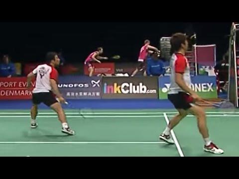 J.J. Sung/L.Y. Dae v M.Kido/H.Setiawan |MD-SF | Yonex Denmark Open 2011